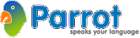 Parrot Foundation logo