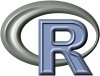 R Project for statistical Computing logo